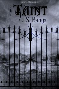 Cover for <i>The Taint</i>