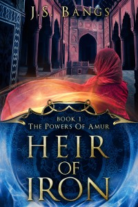 Heir of Iron: The Powers of Amur Book 1