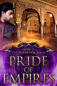 Pride of Empires: Book 3 of the Powers of Amur