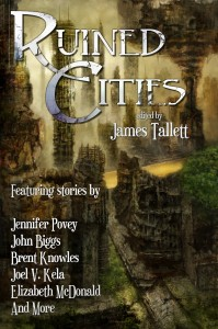 Ruined Cities Cover