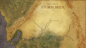 The Land of Storm Bride (Click for bigger image).