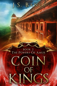 Coin of Kings: The Powers of Amur Book 2