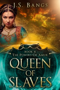 Queen of Slaves: Book 4 of the Powers of Amur